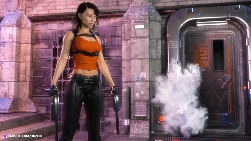 Resident Evil Part 4 Image Set