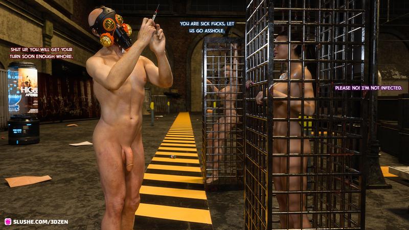 Resident Evil 6 WIP