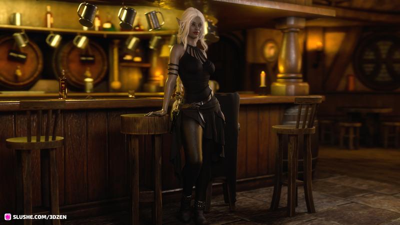 Dark Elf Laele