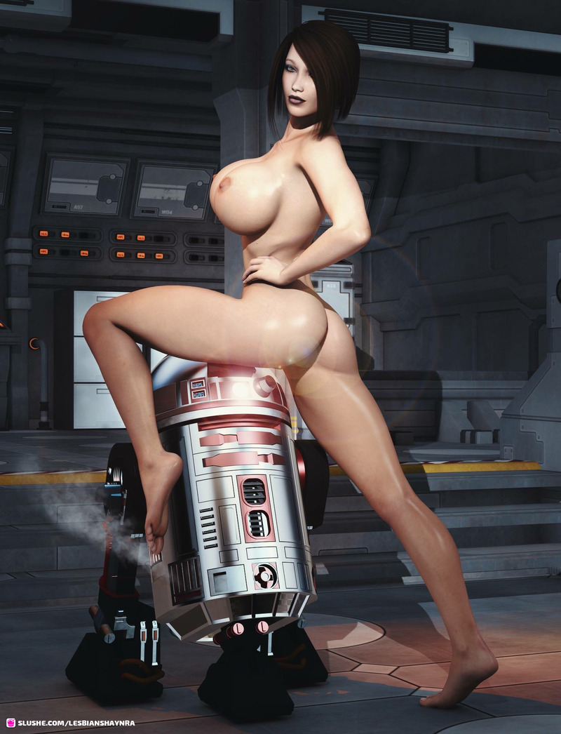 Astromech See's All