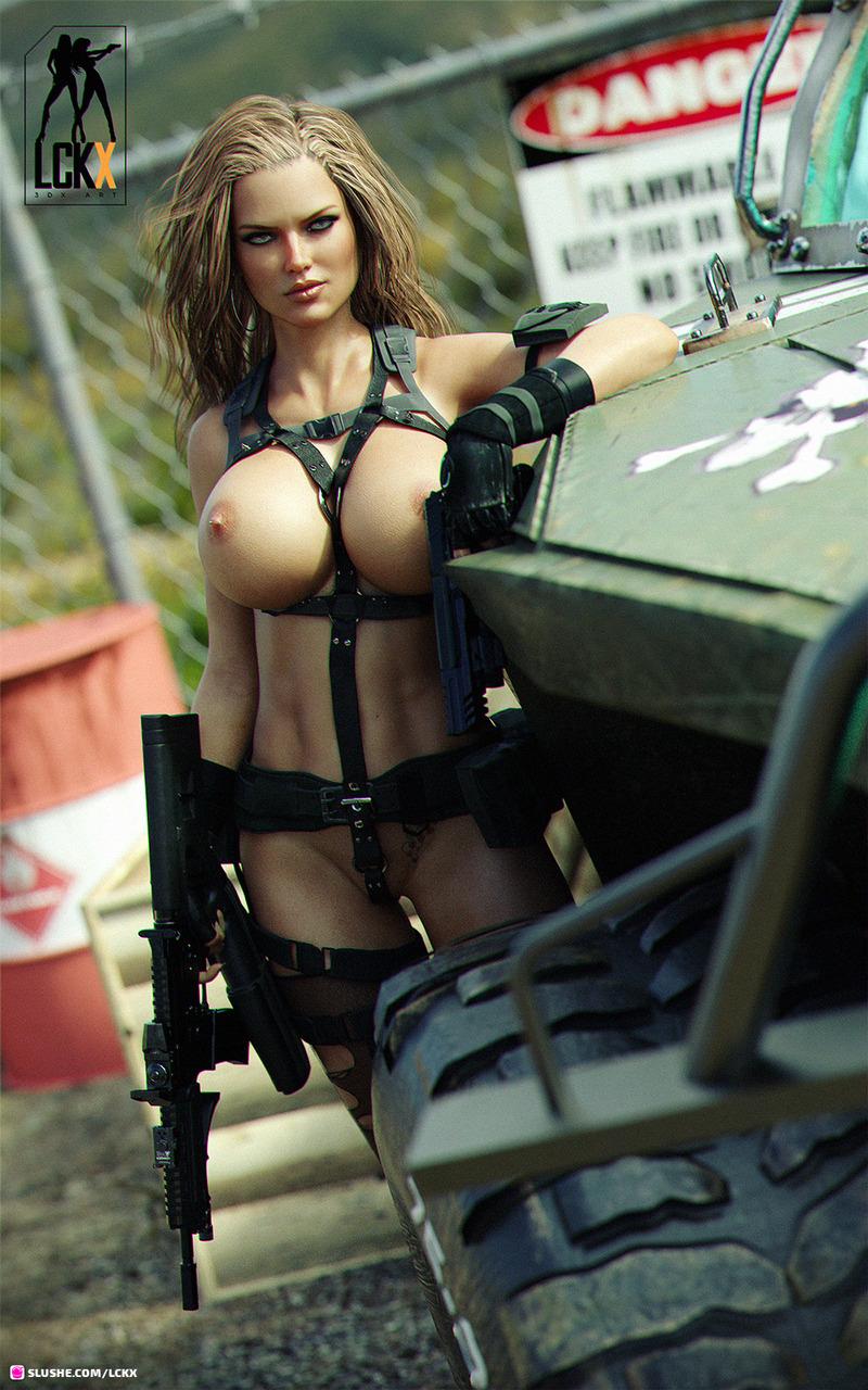 Combat Ready 01