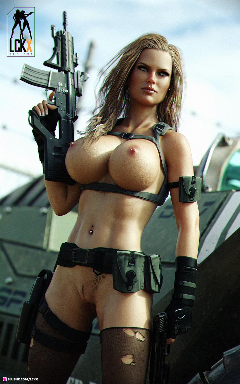 Combat Ready 03