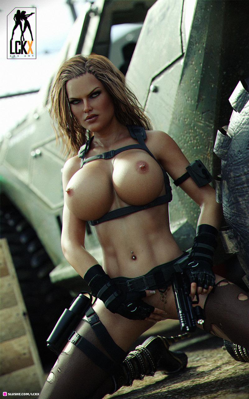 Combat Ready 04
