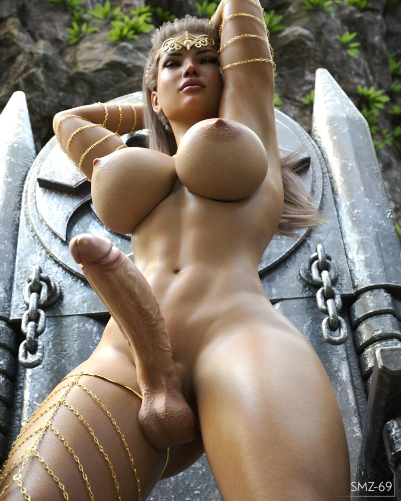 Jessica - Amazonian Queen (2)