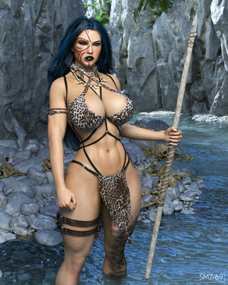Lexi - Amazonian Warrior