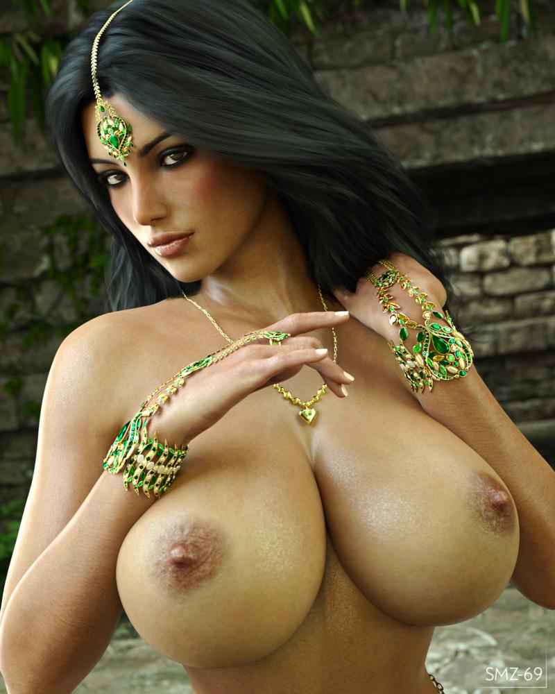 Brecca - Princess