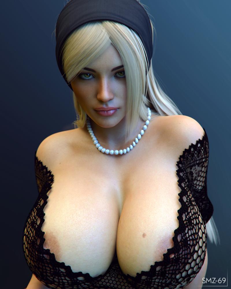 Kendra - Portrait