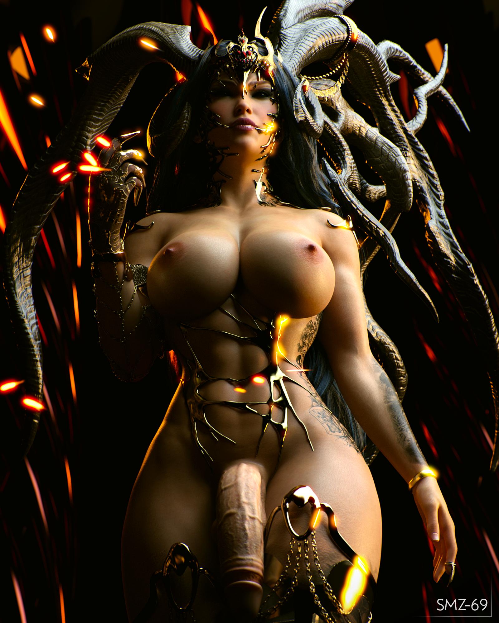 Lexi - Ifrit/Demon