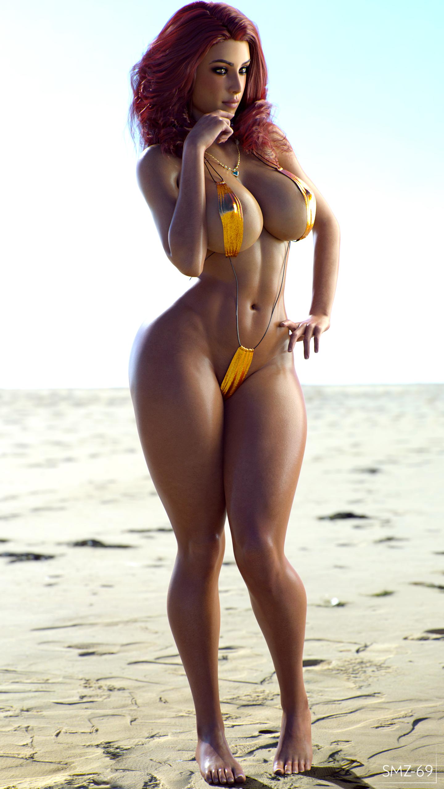 Maya - Bronzed