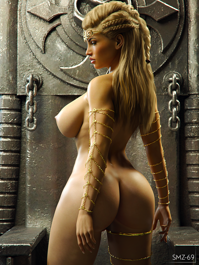 Jessica - Amazonian Queen (3)