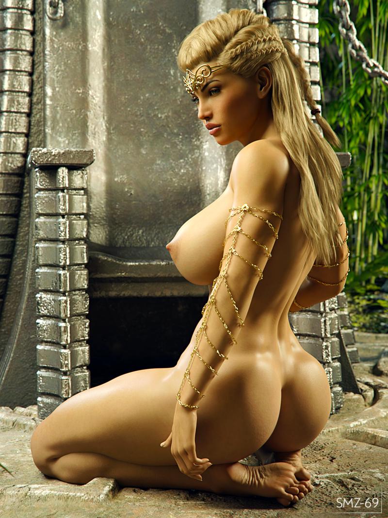 Jessica- Amazonian Queen (4-5)