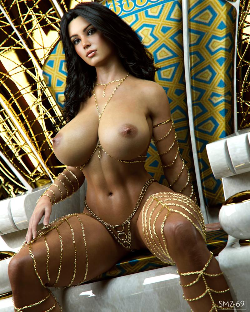 Queen Brecca