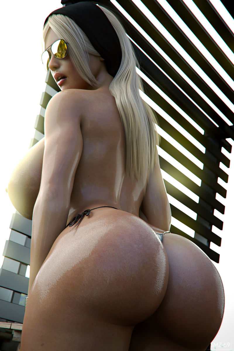 Kendra - Back