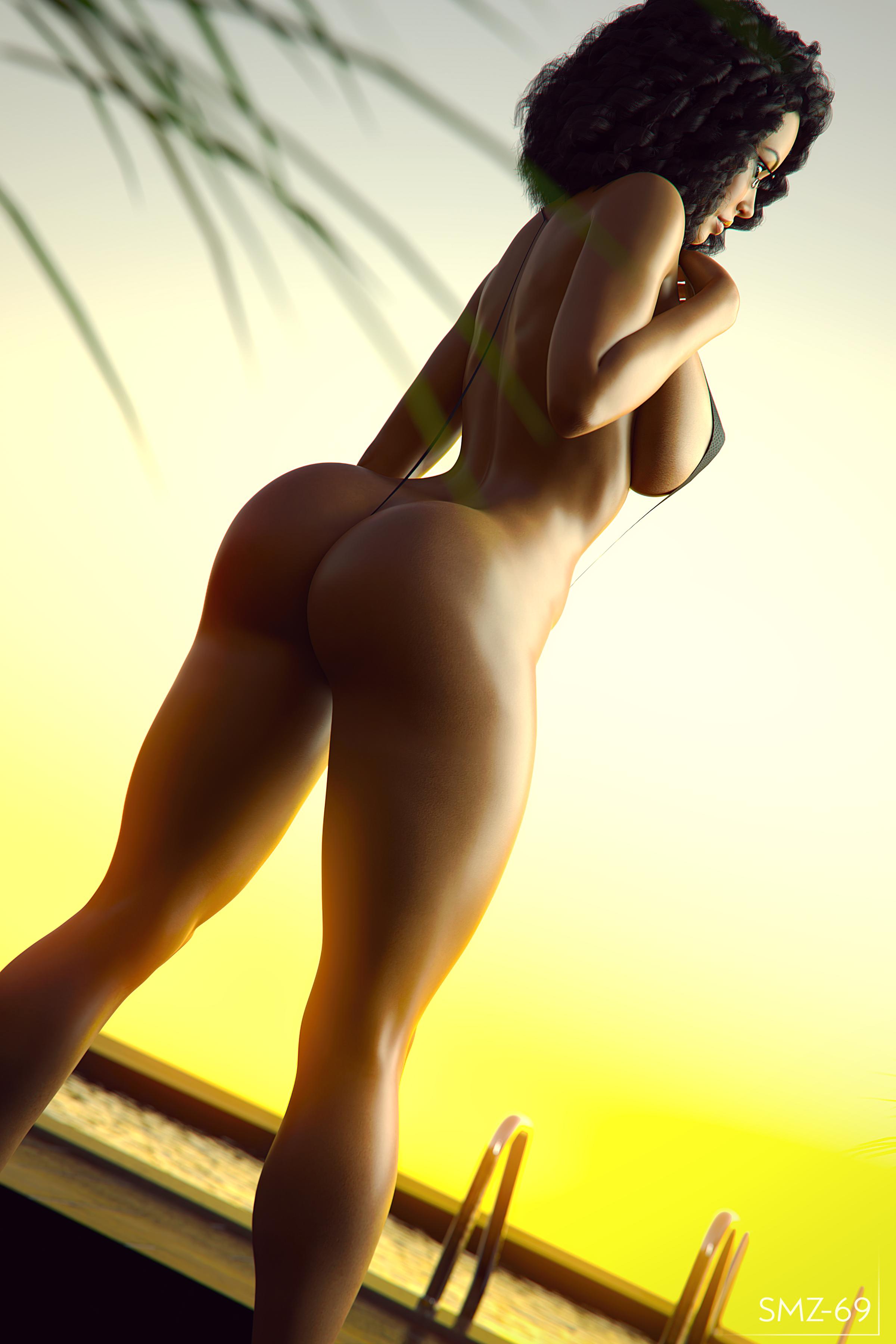 Melissa - Enjoying the View