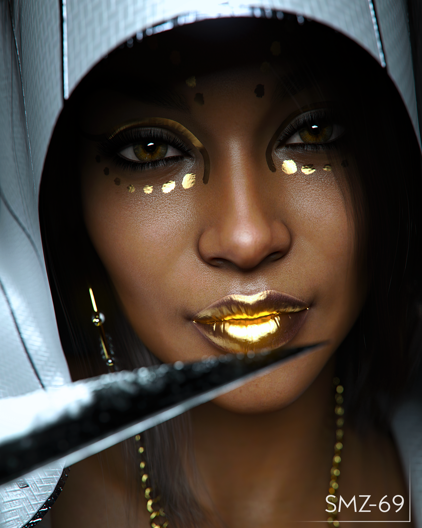 """Janet - """"Nothing is true; everything is permitted"""" - AC"""
