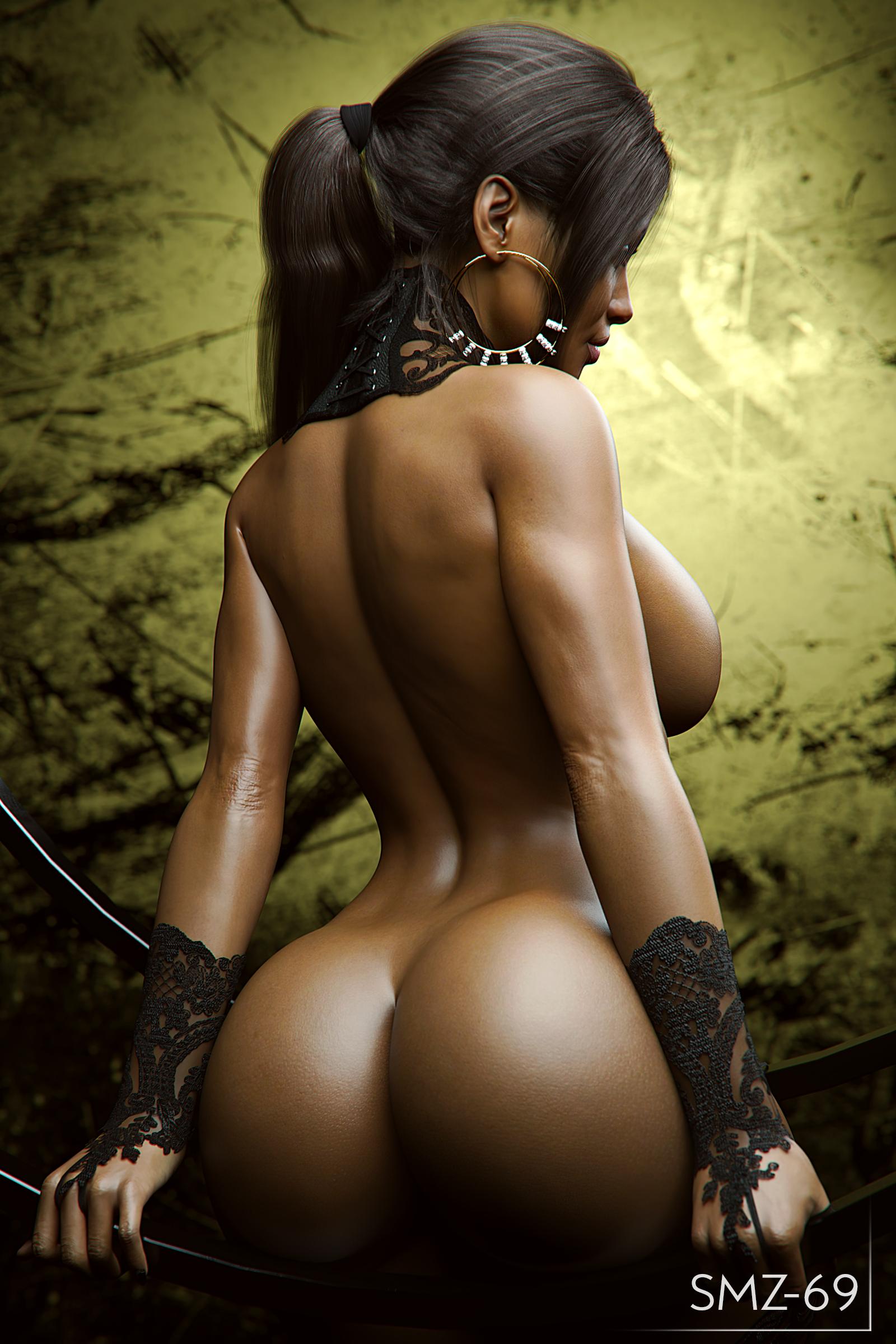 Janet - Back