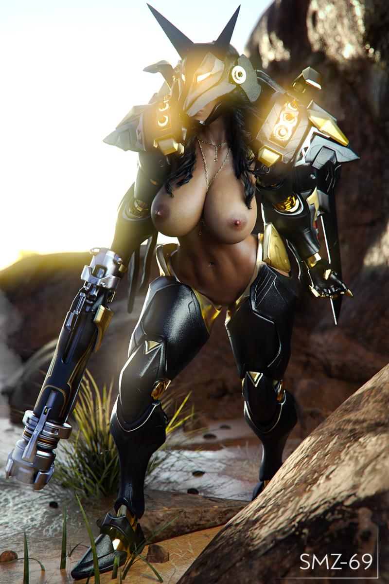 Brecca - Overwatch
