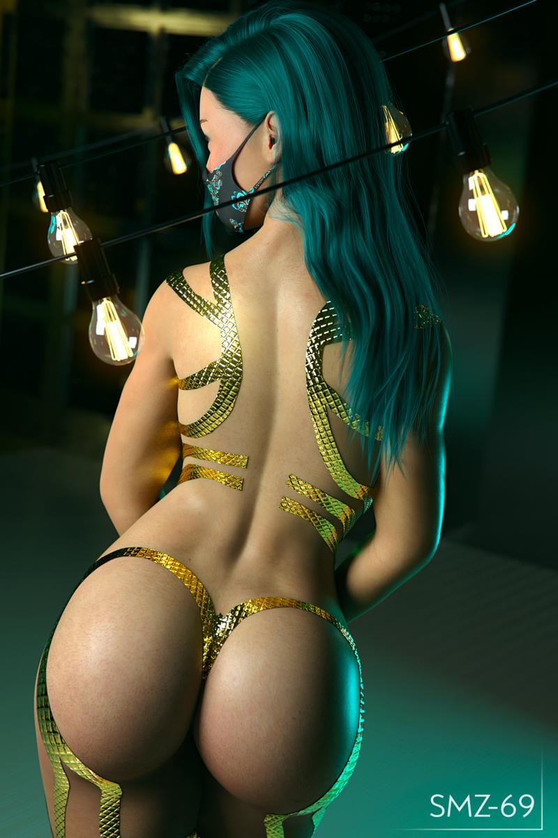 Asuka - Golden Curves