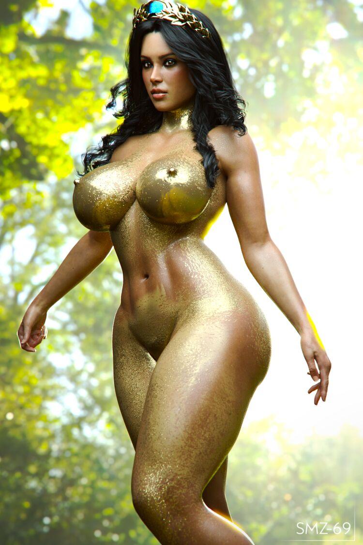 Brecca- Goddess