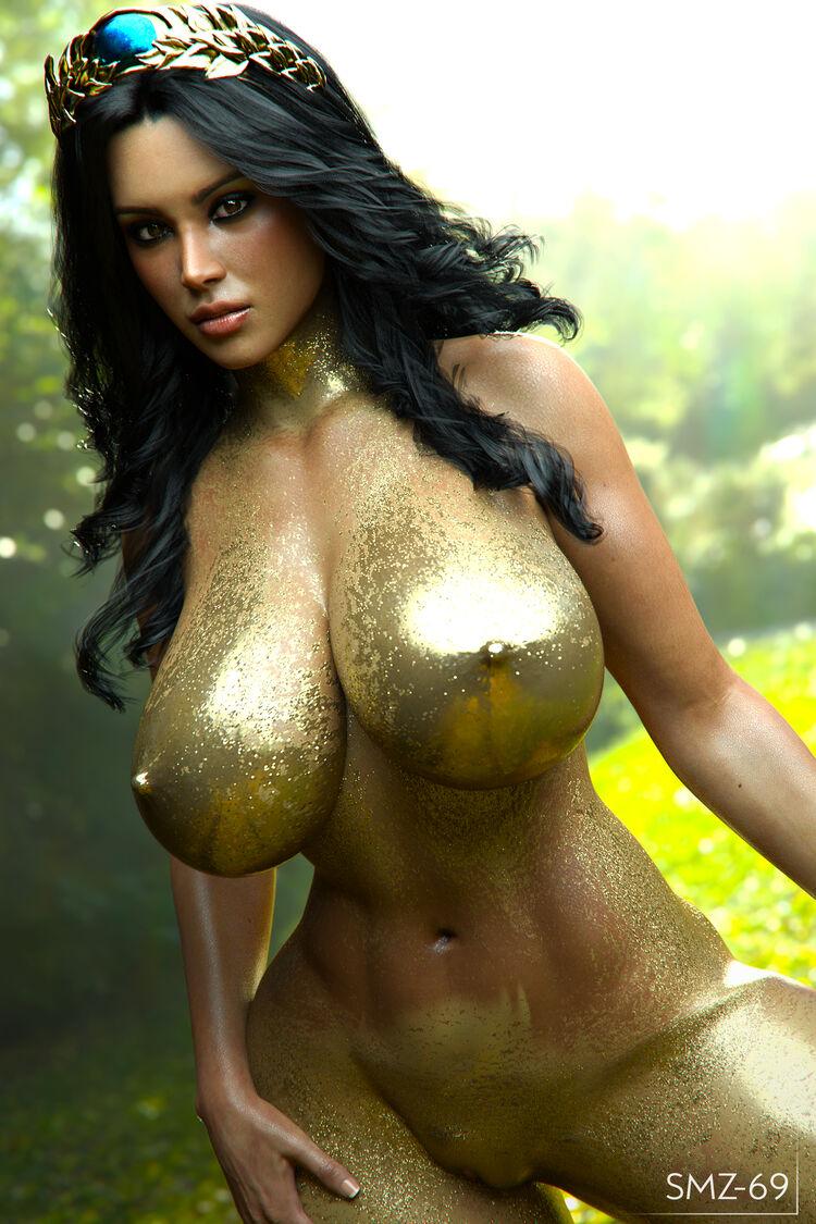 Brecca - Goddess (2)