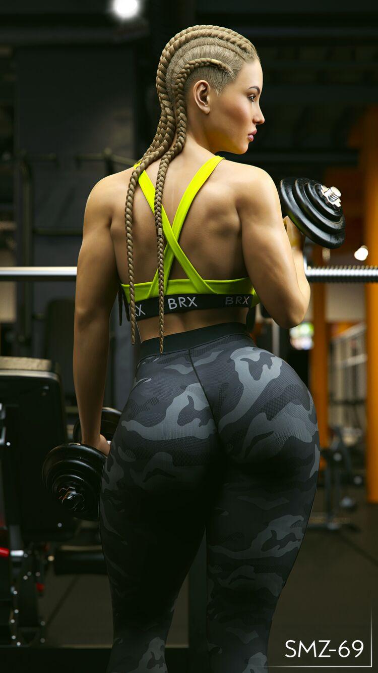 Jessica - Back