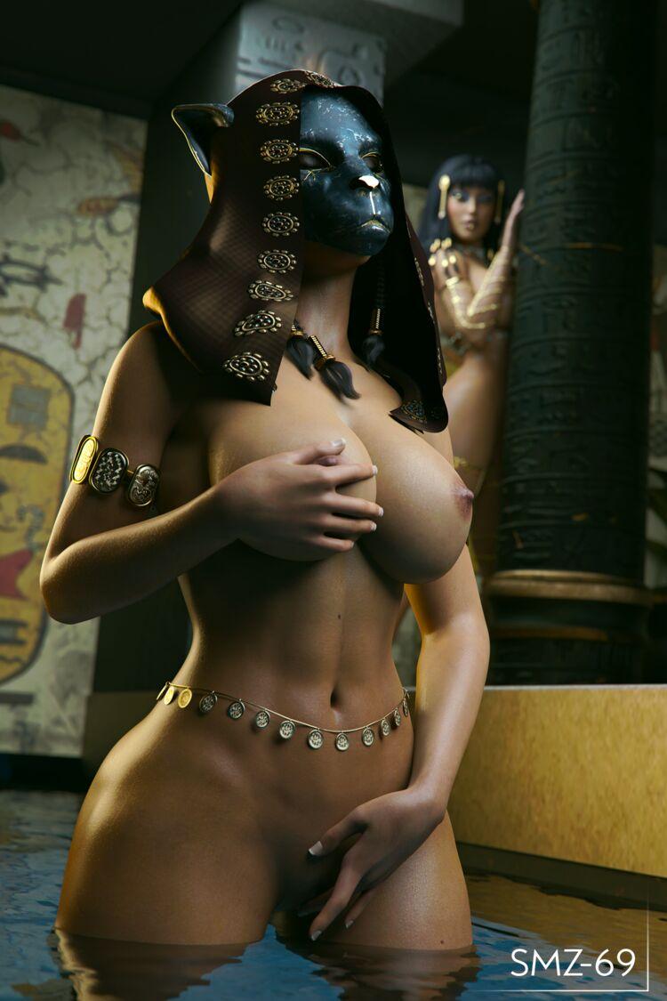 ??? & Queen Maya