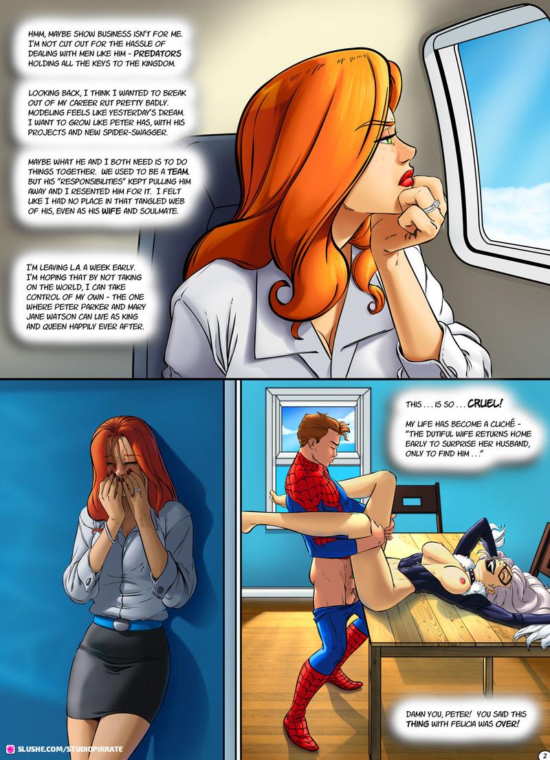 Mary Jane - Break Your Vows - full comics