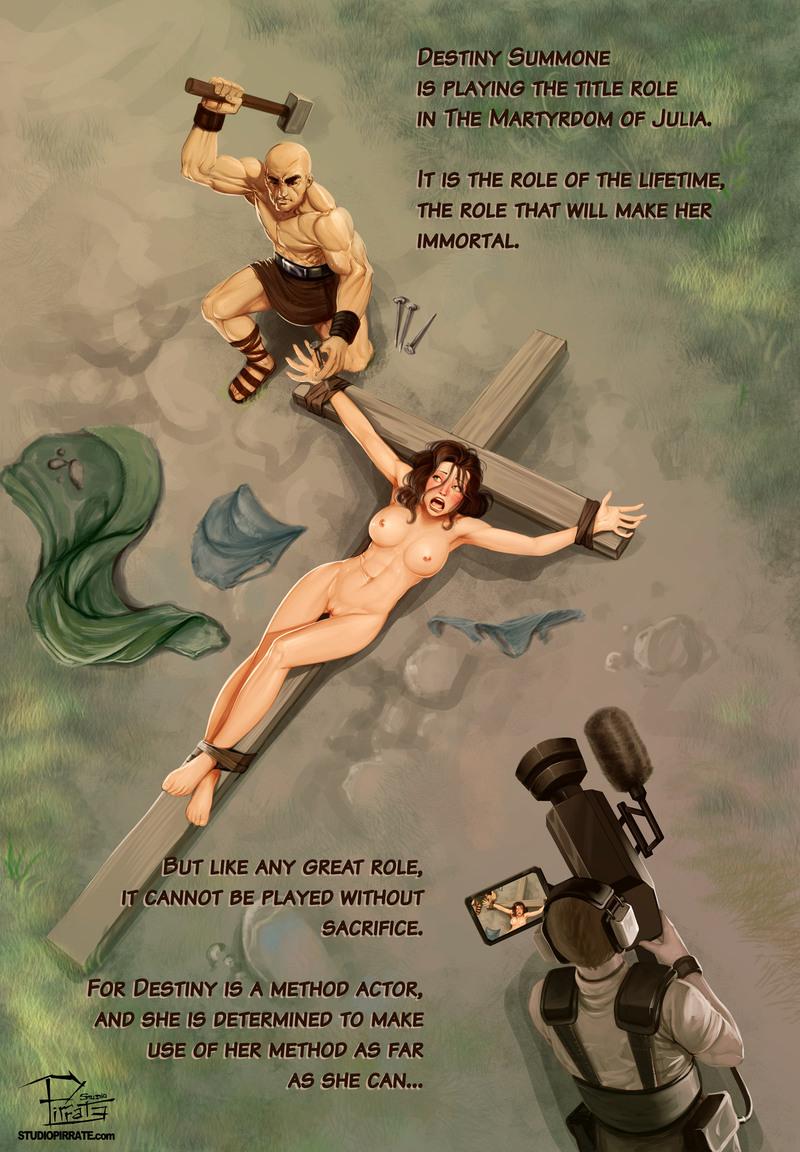 Fake Crucifixion