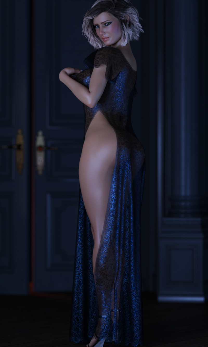 Nika revamped and Genesis 8 Version