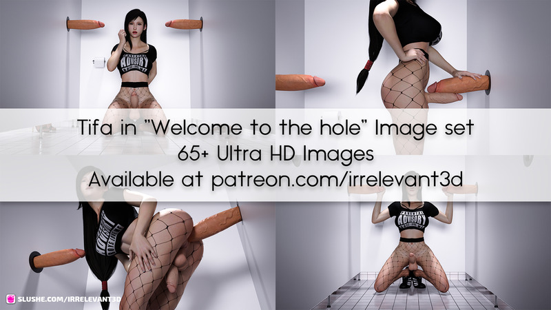 """Tifa in """"Welcome to the hole"""""""