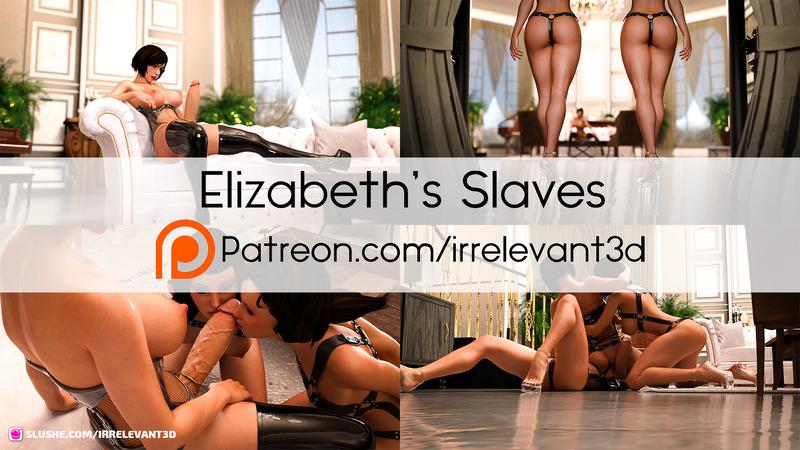 Elizabeth's Slaves Image Set
