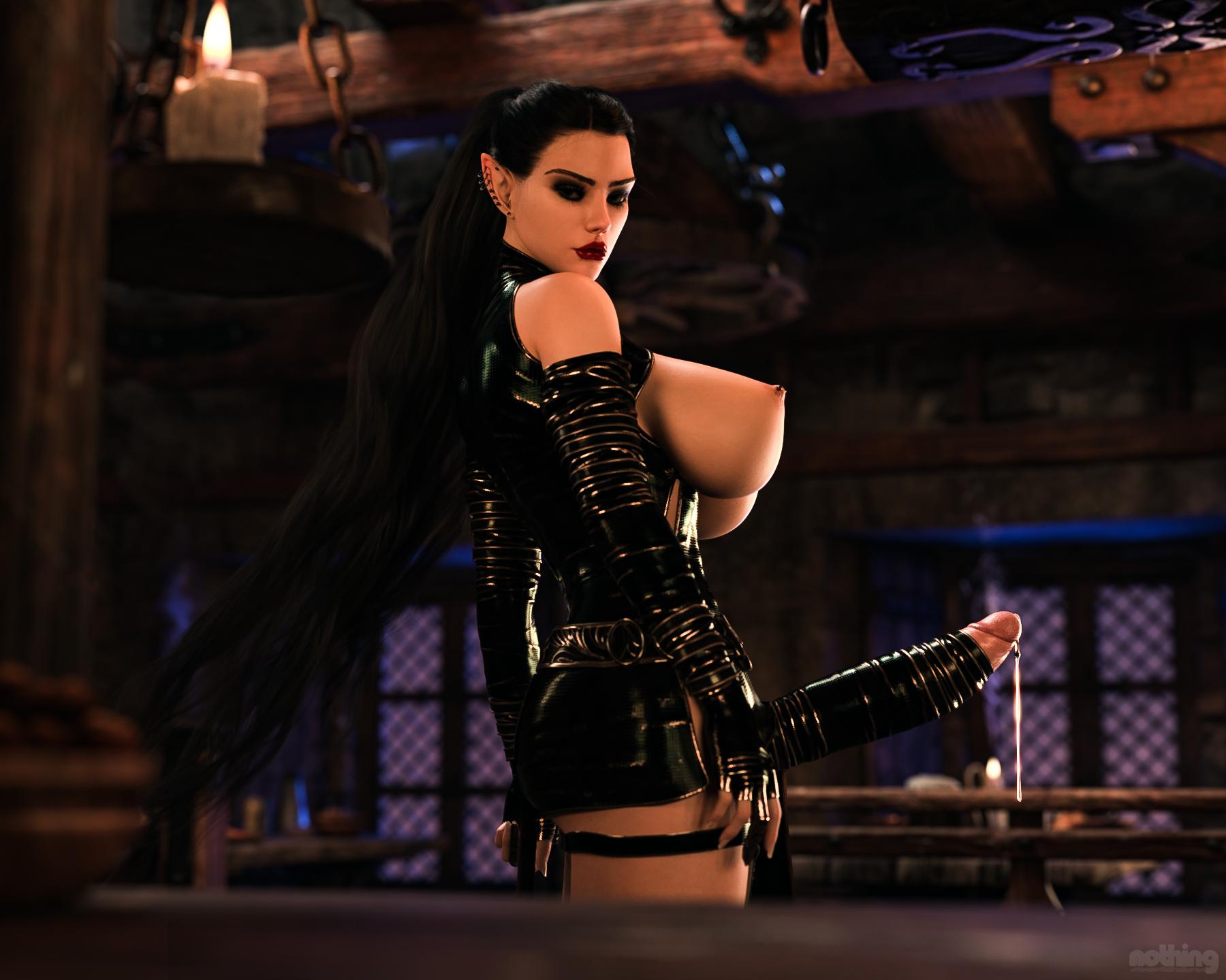dark mistress elf thing