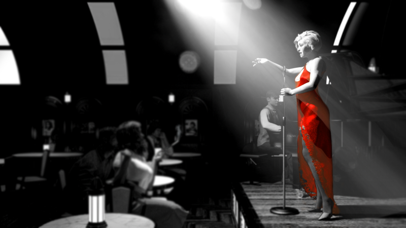 Illania - The Jazz Singer