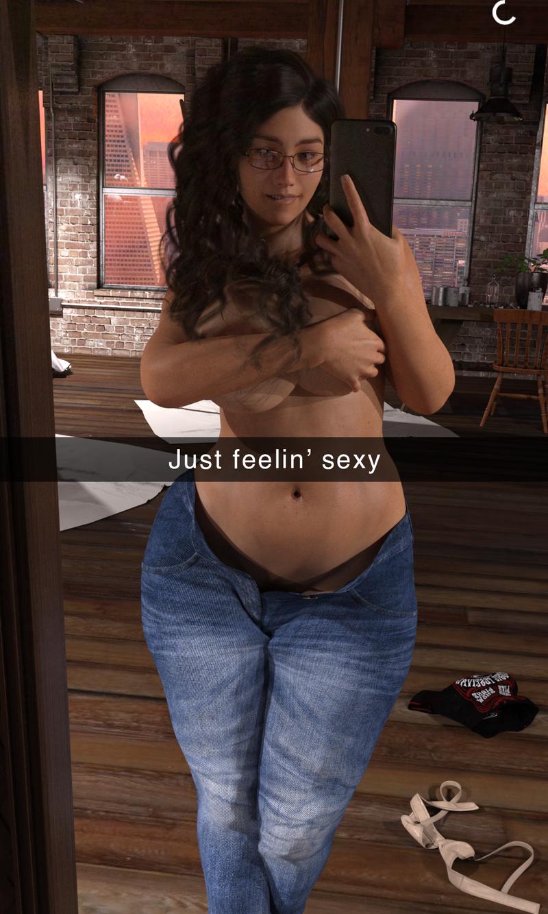 Michelle - Selfie