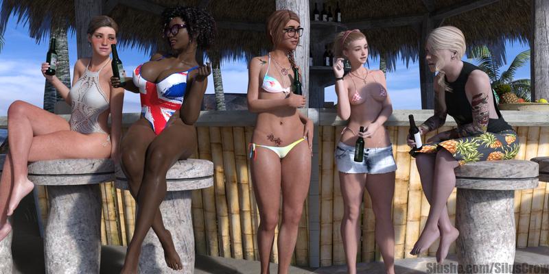 Beach Beers - Group (3 pics)