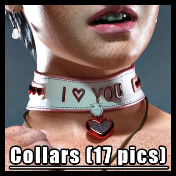 Collars (17 pics)