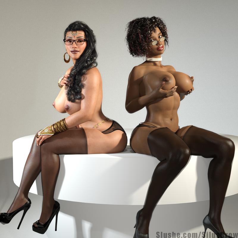 Anaya & Tanisha - Glamour