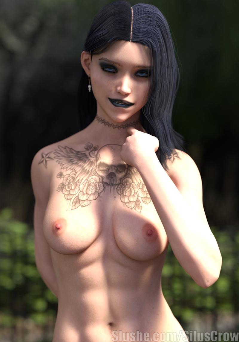 Ingrid - Pinups