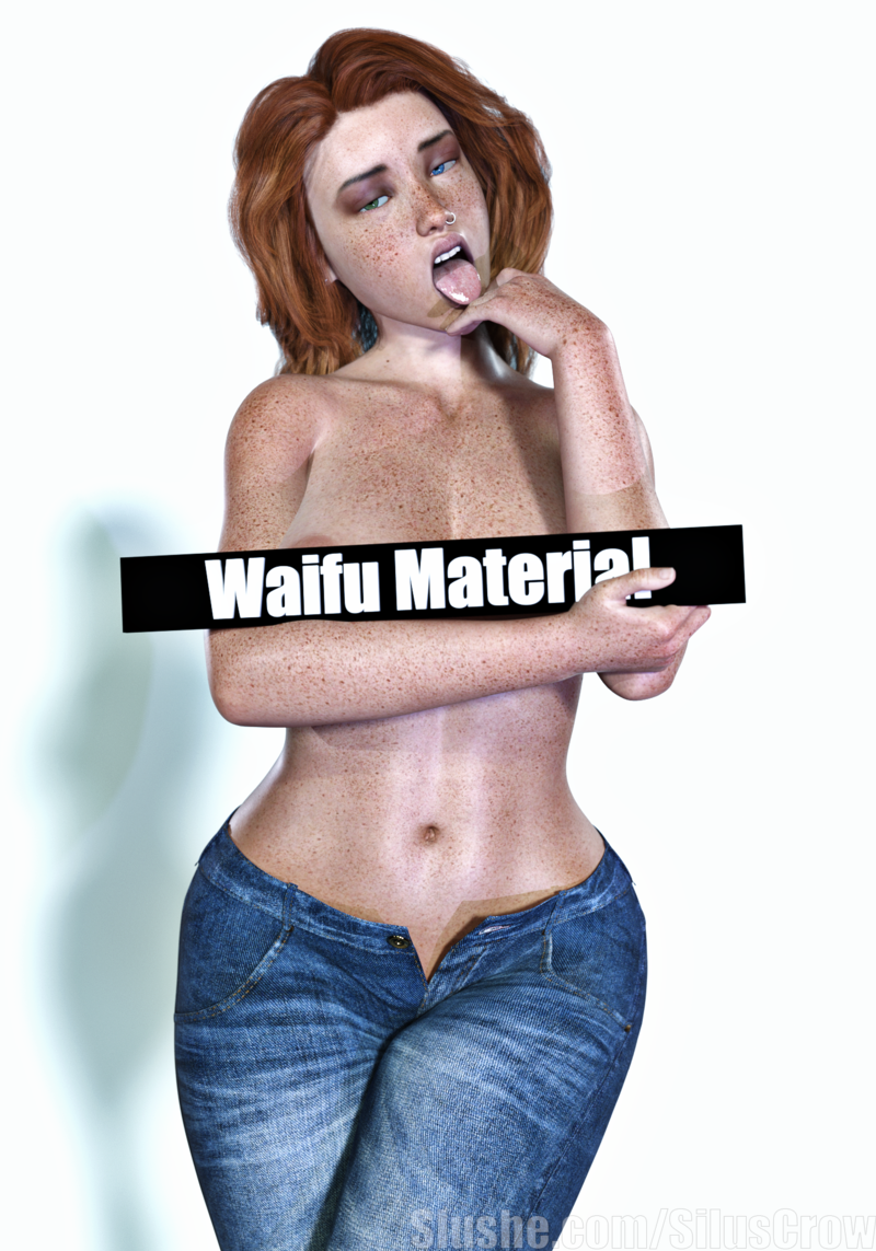 Waifu Material