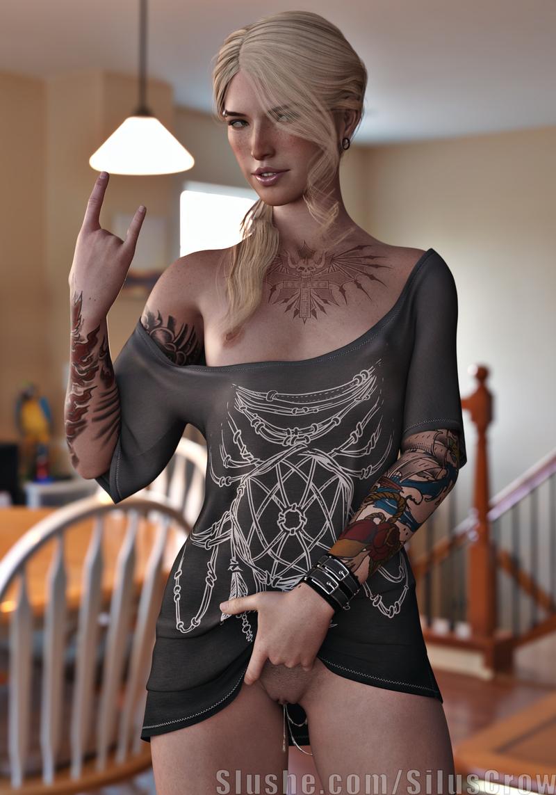 Erin - Flashing 2