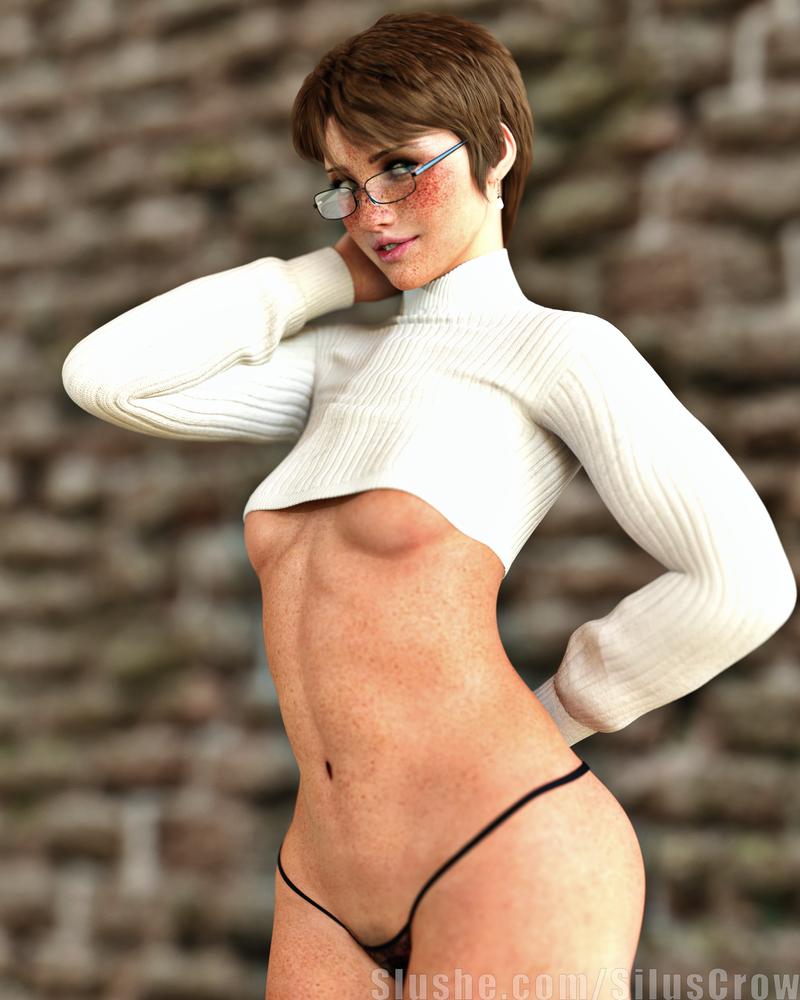 Illania - Sweaters and bikini