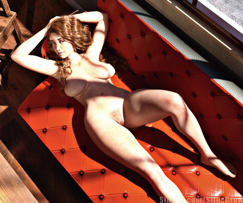 Candice - Sunny Window
