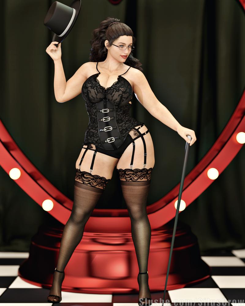 Michelle - Puttin' on the Ritz