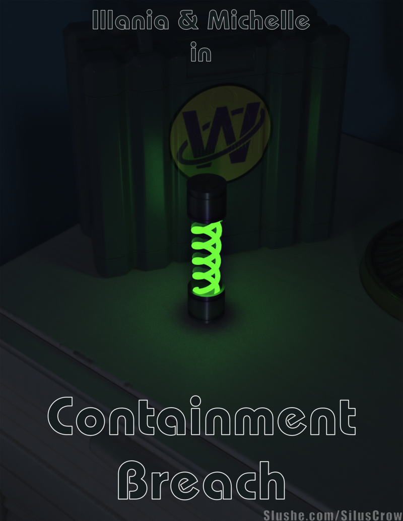 Comic - Containment Breach (17 pages)
