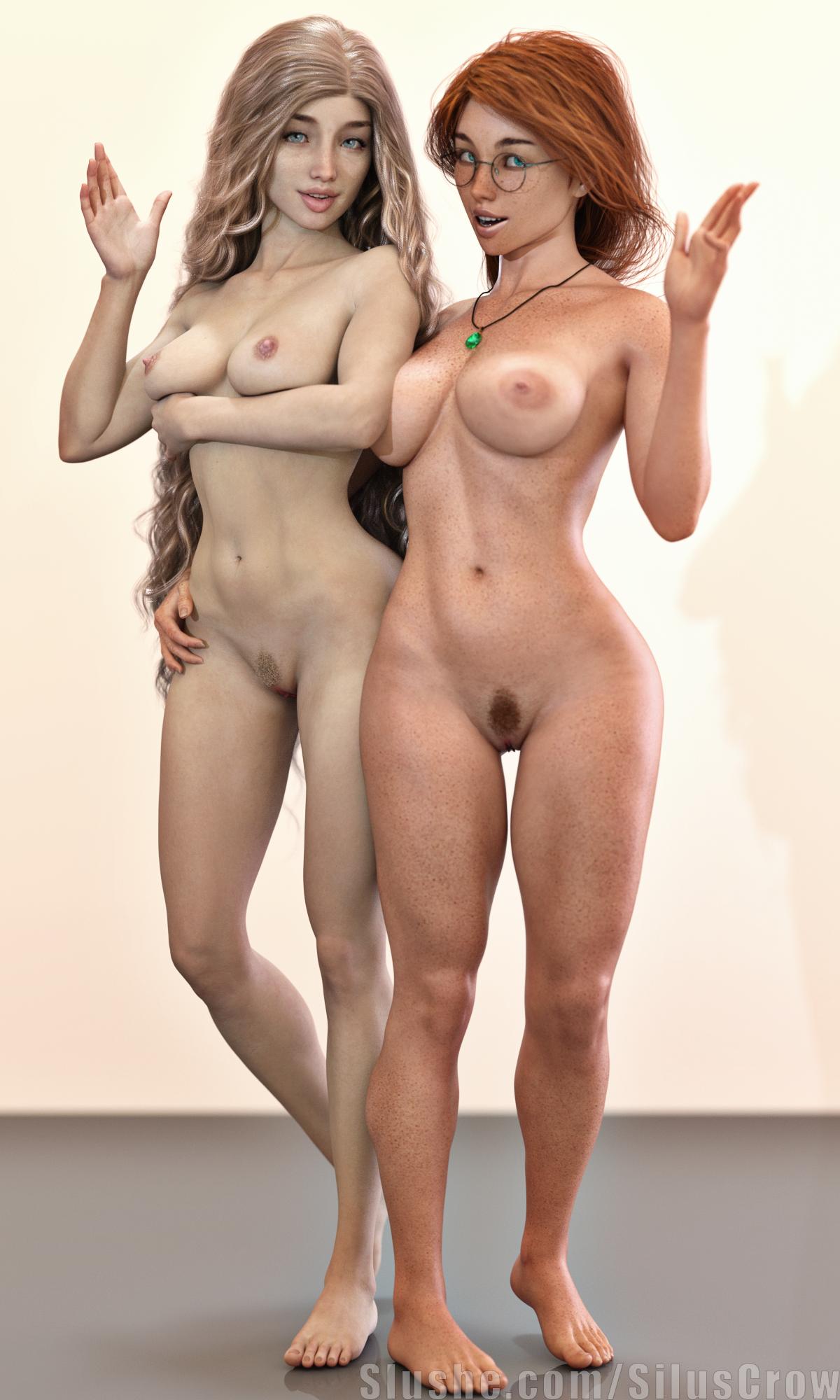 Fan Art - Cassie & Kendall