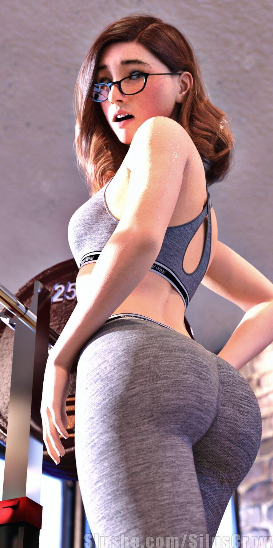 Millie - Yoga Pants