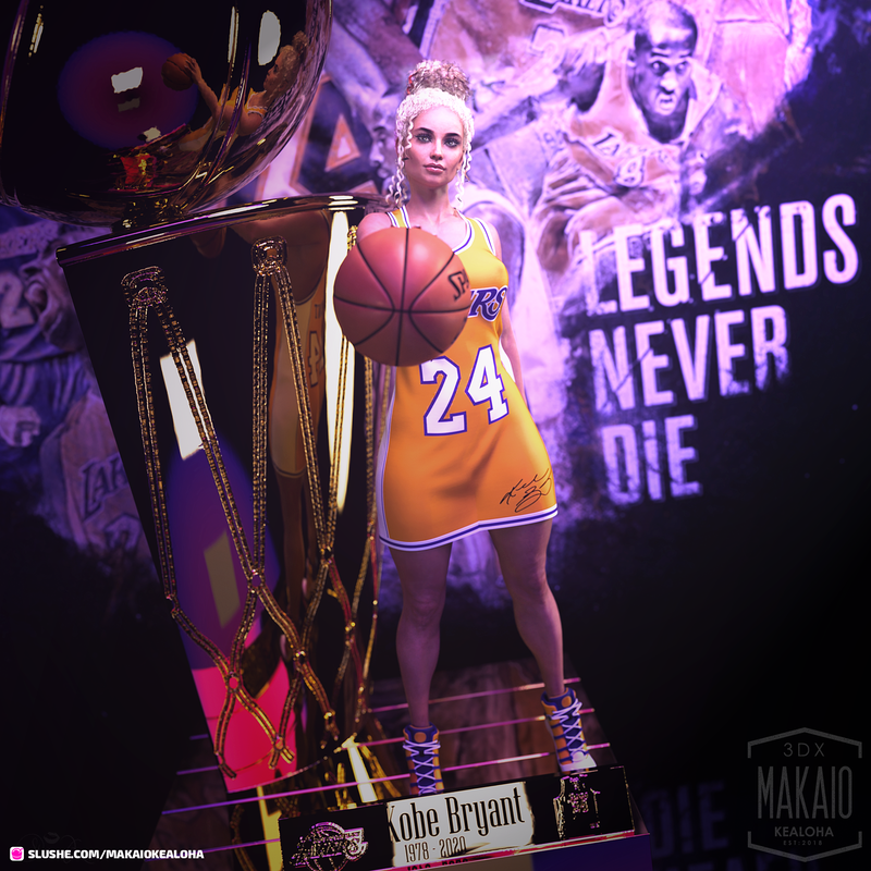 Tribute to Kobe