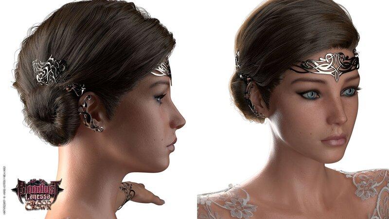 Dutchess Sophia jewelry