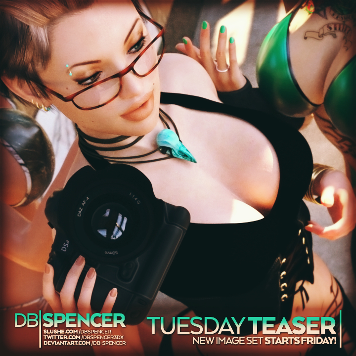 [NEW] TUESDAY TEASER!