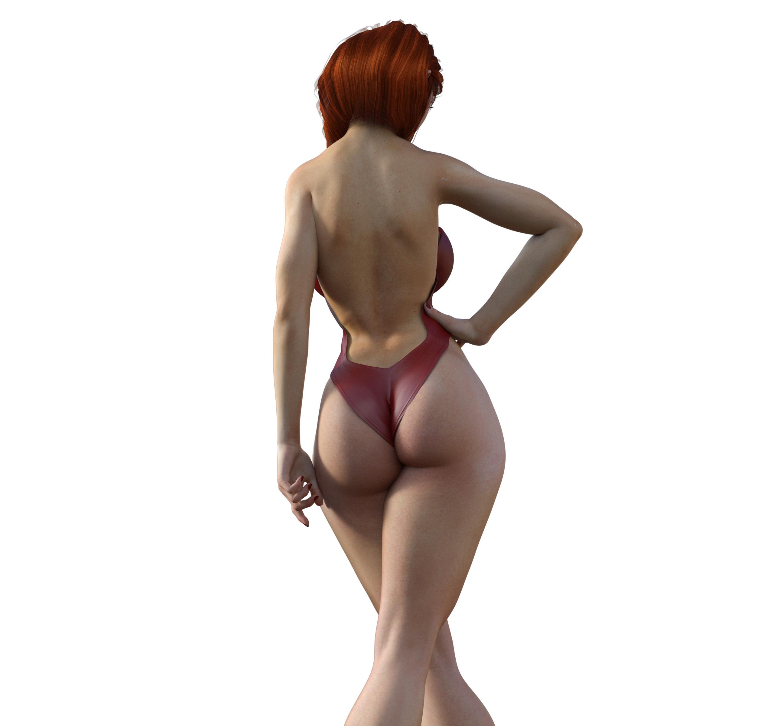 Alexa swimsuit try on